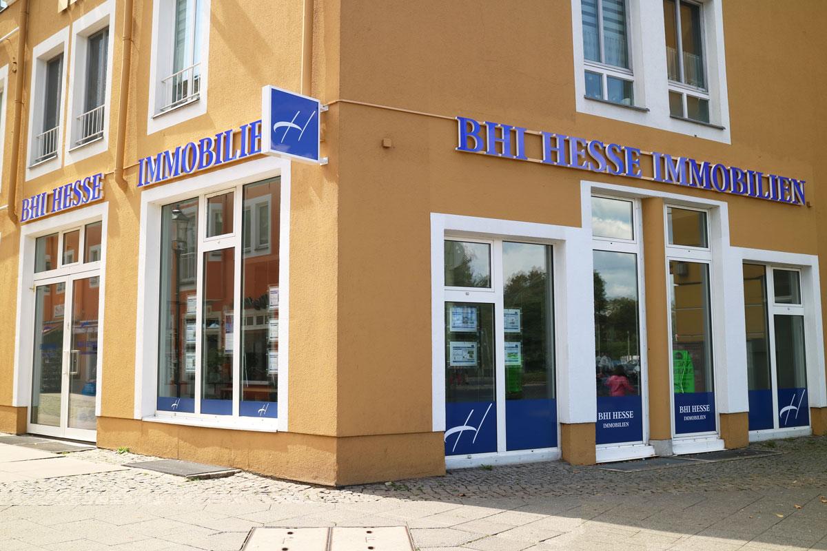 BHI Hesse Immobilien - Immobilienmakler Spandau - Büro Altstadt Spandau