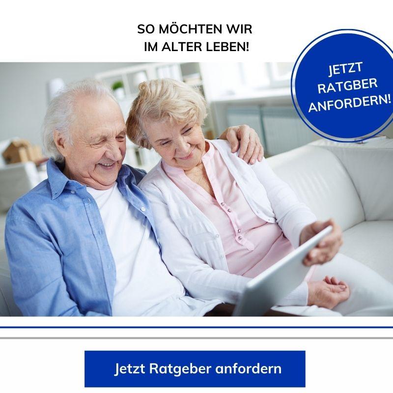 Ratgeber Wohnen im Alter - BHI Hesse Immobilien Immobilienmakler Spandau