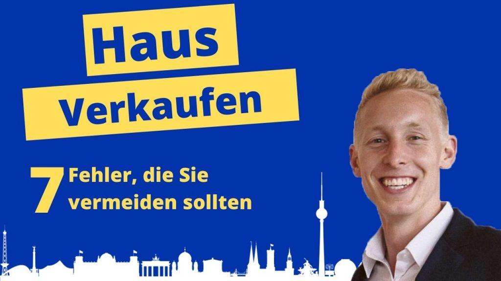 Haus verkaufen Berlin - vermeiden sie diese Fehler