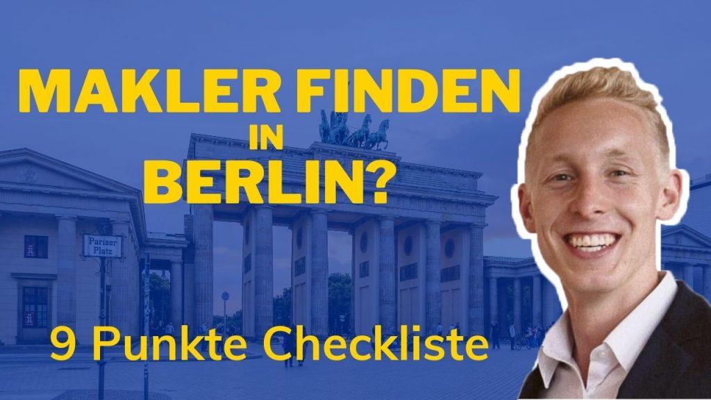 Makler finden Berlin