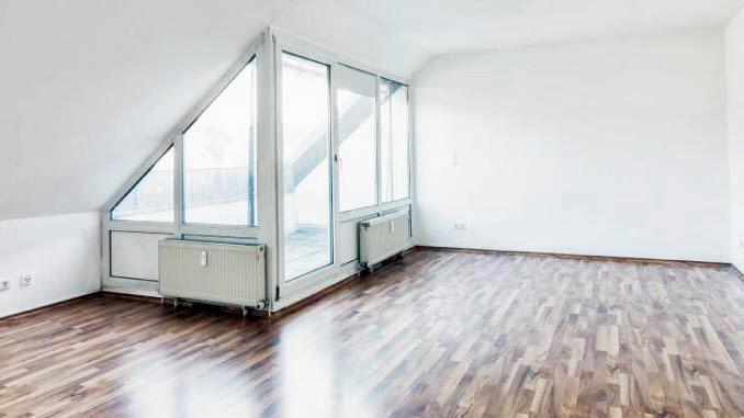 Zimmer mit Südbalkon